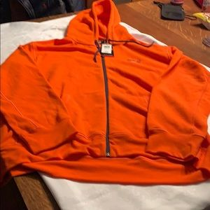 Polo Sport zip up hoodie